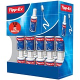 Image of Tipp-Ex Rapid Correction Fluid / Fast-drying / 20ml / Pack of 20