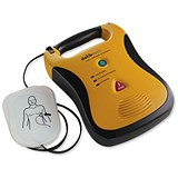 Image of Defibtech Lifeline AED Defibrillator / Semi-automatic / Portable