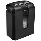 Image of Fellowes 63Cb Deskside Shredder Cross Cut 19 Litre Din3 10 Sheet Ref 4600201
