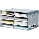 Image of Fellowes Bankers Box Desktop Sorter - Pack of 5