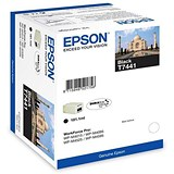 Image of Epson C13T74414010 Black Inkjet Cartridge