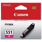 Image of Canon CLI-551 Magenta Inkjet Cartridge
