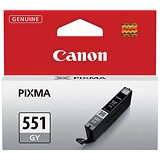 Image of Canon CLI-551 Grey Inkjet Cartridge