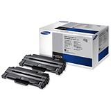 Image of Samsung MLT-P1052A High Yield Black Laser Toner Cartridges (Twinpack)