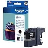 Image of Brother LC123BK Black Inkjet Cartridge