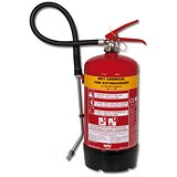 Image of IVG Fire Extinguisher Wet Chemical Foam 6L Ref IVGS6.0LTWC