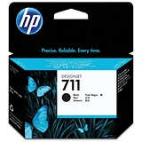 HP 711 Black Ink Cartridge - High Capacity