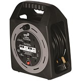 Image of 4-Way Extension Reel / 13 Amp / 15m