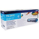 Image of Brother TN241C Cyan Laser Toner Cartridge