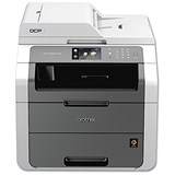 Image of Brother Colour Laser Multifunctional Printer Duplex Network Wi-Fi A4 Ref DCP9020CDW
