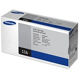 Samsung MLT-D116S Black Laser Toner Cartridge