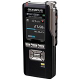 Olympus DS-3500 Professional Dictation System 2 inch LCD Rechargeable Device lock Black Ref V403110BE000