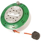 Home Cable Cassette Reel - 10m Cable