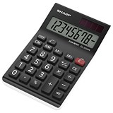 Image of Sharp EL310ANWH Calculator Desktop Ref EL310ANWH