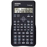 Image of Aurora AX-582BL Calculator Scientific Black Ref AX-582BL