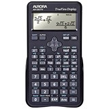 Image of Aurora AX-595TV Calculator Scientific Black Ref AX-595TV