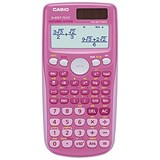 Image of Casio FX-85GTPLUS Calculator Scientific Pink Ref FX85GTPLUSPink