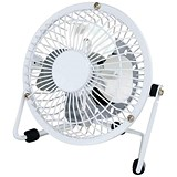 Image of 5 Star Desk Fan / USB / 4 Inch / White