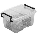 Strata Smart Box / Clip-on Folding Lid / 0.4 Litre / Pack of 20