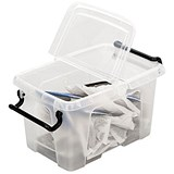 Strata Smart Box / Clip-on Folding Lid / 1.7 Litre / Pack of 18