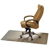 Image of Ecotex Revolution Chair Mat / Hard Floors / 1200x900mm