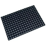 Image of Doortex Rubber Octomat / 1000x1500mm / Black