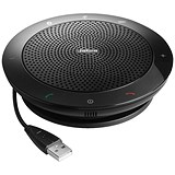 Image of Jabra 510 UC Portable Conference Speakerphone Ref 48546