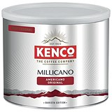 Image of Kenco Millicano - 500g Tin