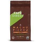 Image of Cafe Direct Machu Pichu Peruvian Coffee Beans - 227g