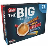 Nestle Big Chocolate Biscuit Box - Pack of 70 Assorted Bars