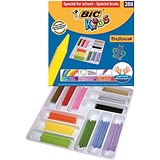 Image of Bic Plastidecor / Class Pack / Assorted Colours / Pack of 288