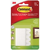 Command Picture Hanging Strips / Small / Pack of 4