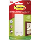 Image of Command Picture Hanging Strips / Large / Pack of 4