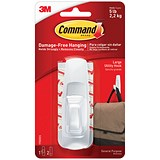 Image of Command Oval Adhesive Single Hook - Large