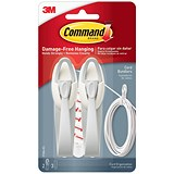 Command Adhesive Cord Bundlers - Pack of 2