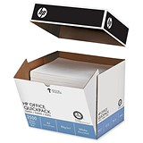 HP A4 Multifunction Office Paper / White / 80gsm / Non-Stop Box (2500 Sheets)