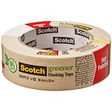 Image of Scotch Greener Masking Tape - 36mmx50m