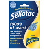 Image of Sellotac Sticky Tack / 45g / Pack of 12