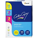 Color Copy A3 Paper / White / 120gsm / 250 Sheets