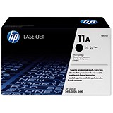 Image of HP 11A Black Laser Toner Cartridge