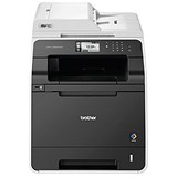 Image of Brother MFC-L8650CDW Colour Multifunction Laser Printer Ref MFCL8650CDWZU1