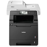 Image of Brother MFC-L8850CDW Colour Multifunction Laser Printer Ref MFCL8850CDWZU1