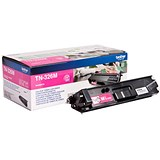 Brother TN326M High Yield Magenta Laser Toner Cartridge