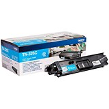 Image of Brother TN326C High Yield Cyan Laser Toner Cartridge