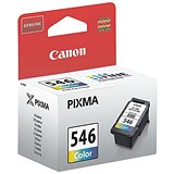 Image of Canon PGI-546 Colour Inkjet Cartridge