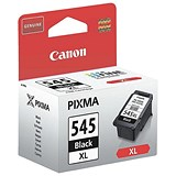 Image of Canon PGI-545XL High Yield Black Inkjet Cartridge