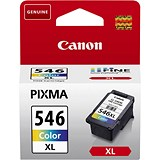 Image of Canon PGI-546XL High Yield Colour Inkjet Cartridge