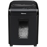 Image of Fellowes 62MC Deskside Shredder 3.0x10mm Micro Cut 19 Litre P-4 10 Sheets Ref 4685301