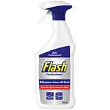 Image of Flash Spray Clean & Bleach - 750ml