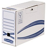 Image of Fellowes Bankers Box Basics Transfer Files - Pack of 20